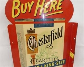 12X17 CHESTERFIELD FLANGE SIGN