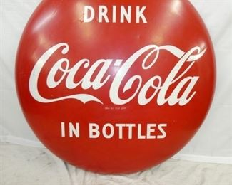 VIEW 3 48IN PAINTED DRINK COKE BUTTON