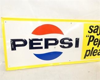 VIEW 3 RIGHTSIDE EMB. PEPSI SIGN