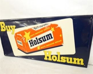VIEW 3 RIGHTSIDE EMB. HOLSUM BREAD SIGN