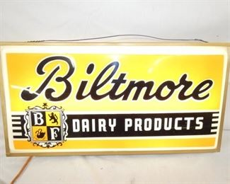 24X12 LIGHTED BILTMORE DIARY LIGHTUP