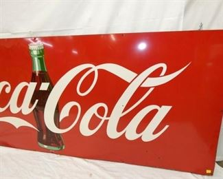 VIEW 5 RIGHTSIDE COKE SIGN