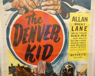 VIEW 4 THE DENVER KID MOVIE POSTER