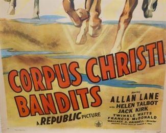 VIEW 5 CORPUS CHRISTI BANDITS