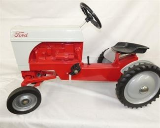 MODERN 8N FORD PEDAL TRACTOR
