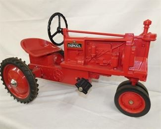 VIEW 3 SIDE 2 F-20 PEDAL TRACTOR