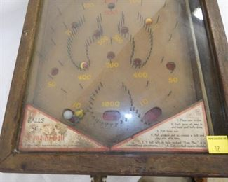 VIEW 5 EARLY COUNTER PIN BALL