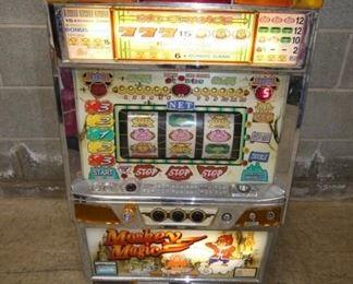 MONEY MAGIC SLOT MACHINE