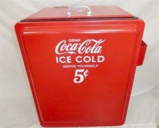 23X32 EMB REPLICA COKE COOLER