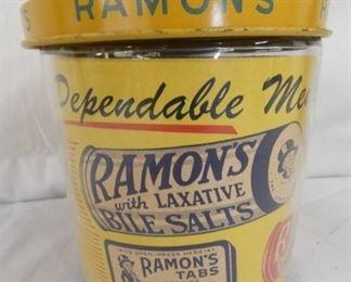 RAMONS STORE JAR