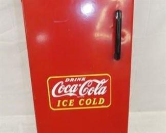14X42 COKE ICE COLD CARTON CABINET
