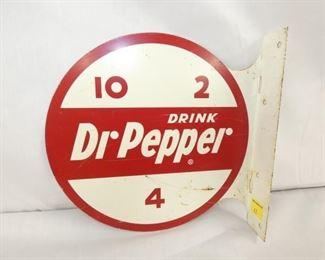 VIEW 2 SIDE 2 DR. PEPPER FLANGE