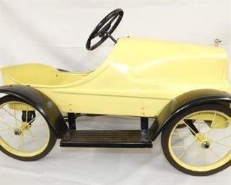 EARLY GARTON PEDAL CAR