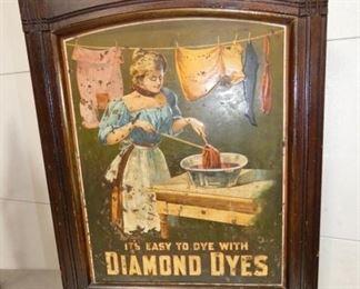 23X30 DIAMOND DYES CABINET
