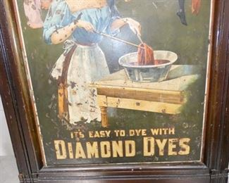 VIEW 4 BOTTOM DIAMOND DYES CABINET