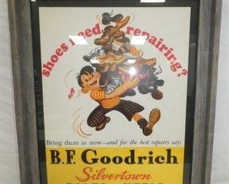 21X27 BF GOODRICH W/ BOY & SHOES