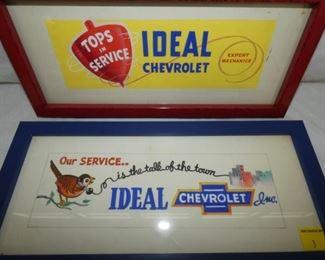 VIEW 2 CLOSE UP CHEVROLET ADV.
