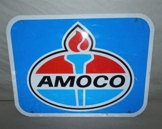 24X18 AMOCO SIGN