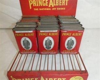 10X9 Prince Albert DISPLAY