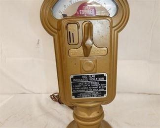 PARKING METER LAMP BASE