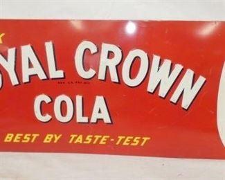 30X12 ROYAL CROWN COLA W/ BOTTLE