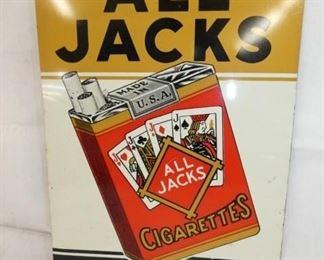 10X14 ALL JACKS W/ CIG. PACK