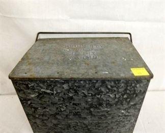 BILTMORE MILK BOX CUMBERLAND