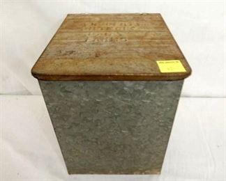 CUMBERLAND BILTMORE MILK BOX