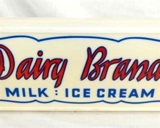 24X10 DAIRY BRAND ICE CREAM LIGHTUP