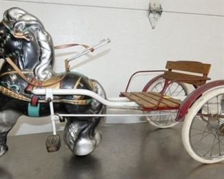 VIEW 4 SIDE 2 MOBO HORSE W/CART