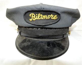 BILTMORE DELIVERY DRIVER HAT