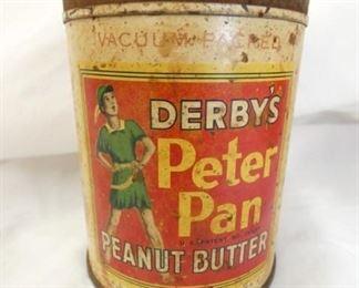 12OZ DERBY'S Peter Pan PEANUT BUTTER