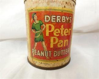 VIEW 2 CLOSEUP Peter Pan TIN