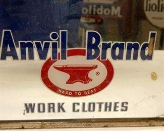 VIEW 2 CLOSEUP ANVIL WORK CLOTHES