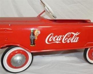 MURRAY COCA-COLA PEDAL CAR