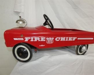 VIEW 2 OTHERSIDE FIRE CHIEF NO. 503