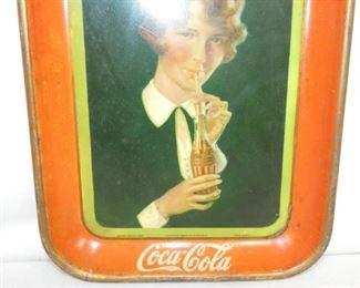 VIEW 3 BOTTOM 1927 COKE TRAY
