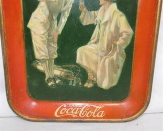 VIEW 3 BOTTOM 1926 COKE TRAY