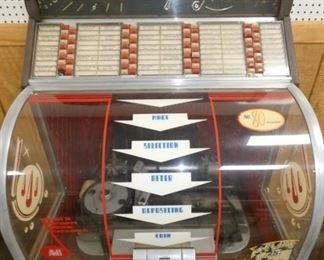 VIEW 2 CLOSEUP AMI 80 JUKE BOX