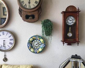 Vintage and Antique Clock collection