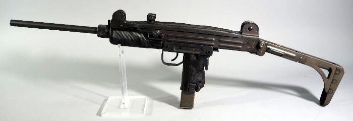 Norinco Uzi Model 320 9x19 PARA Carbine SN# MSA08530, Folding Buttstock, 4 Total Mags, Includes Original Stock, In Soft Case