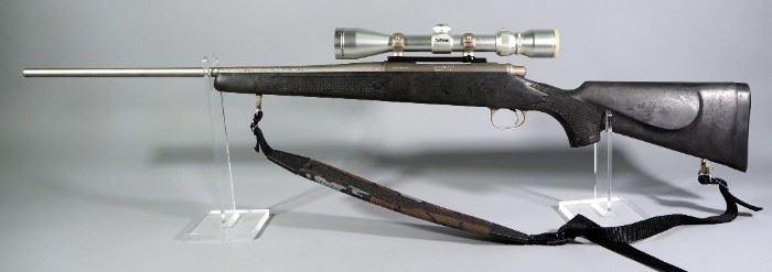 Remington Model 700 25-06 REM Bolt Action Rifle SN# S6210282, Pro-Hunter 3-9x40WA Scope, Padded Sling