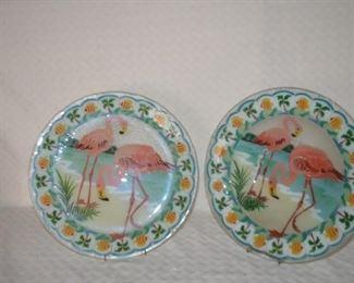 Murano Glass Plates