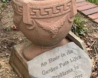 Garden elements, updates coming soon !