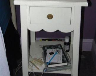 Small nightstand