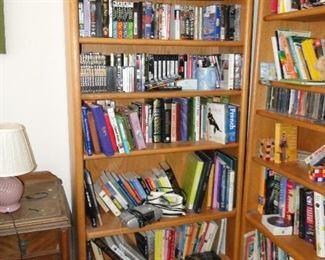 Books, CDs