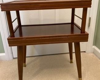 Small MCM Side Table