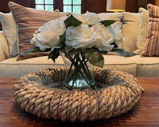 Item 49:  Faux Roses:  $28