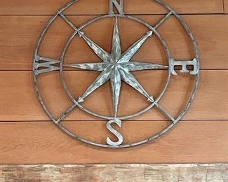 Item 53:  Metal Compass:  $65