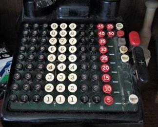 Vintage Adding Machine...